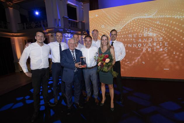 VDL Groep wins Dutch Innovation Award